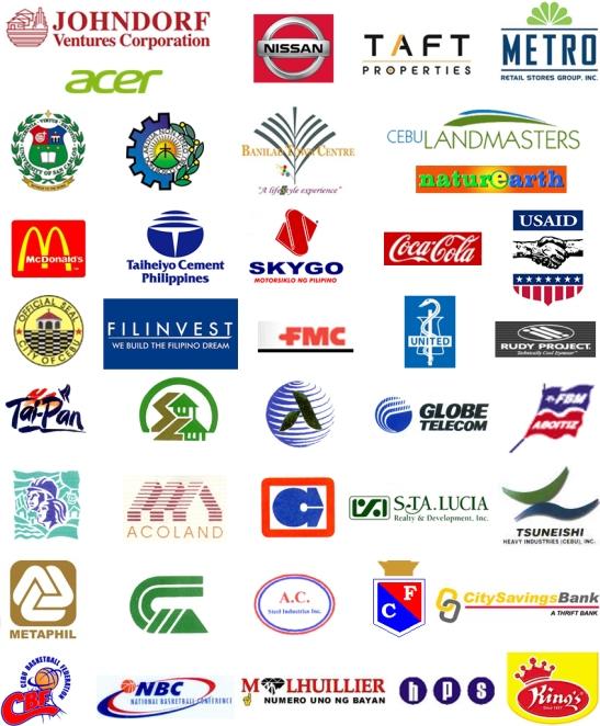 CTE clients in logos