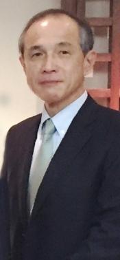 TCPI chair Ken Kikuchi