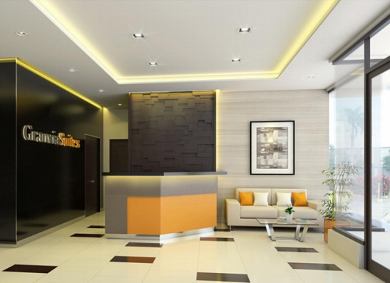 Granvia Suites - The Lobby