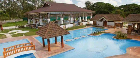 One Oasis Cebu, amenities complete.