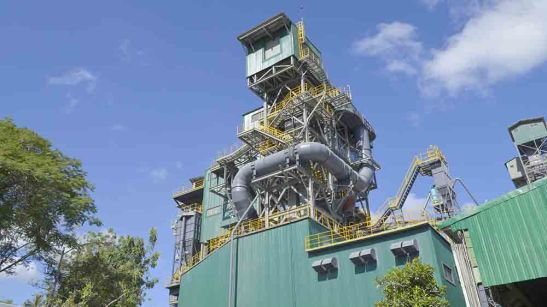 The 8K Finish Mill. The new facility of Taiheiyo Cement Philippines, Inc. is now operational, allowing the cement plant in San Fernando, Cebu to produce one million tons more of cement, or 70 percent more of its current production capacity.