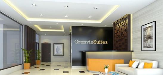 Granvia Suites - Lobby
