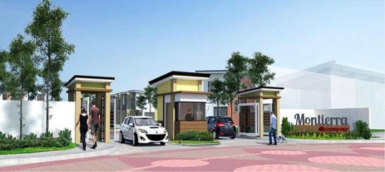 Montierra. Grand entrance concept.