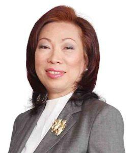 CEO Josephine Gotianun-Yap