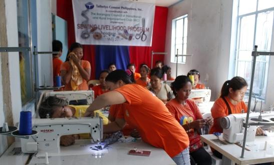 TCPI Sewing Livelihood (1)