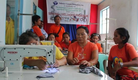 TCPI Sewing Livelihood (2)
